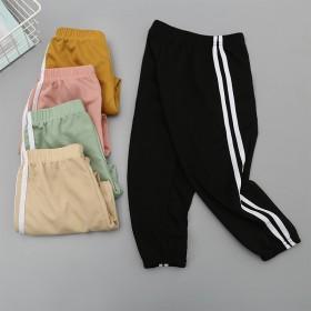 夏季儿童新款防蚊裤