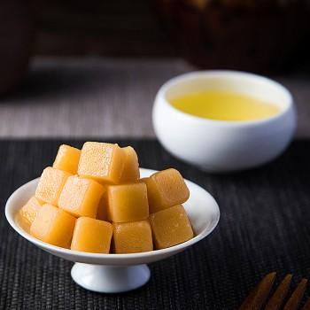 [限地区]百草梨膏糖润喉糖凉砂板薄荷味糖