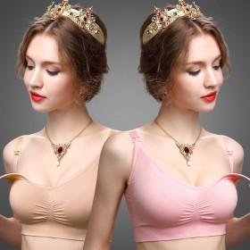 【买一赠一 两件装】哺乳文胸聚拢夏季薄款孕妇内衣