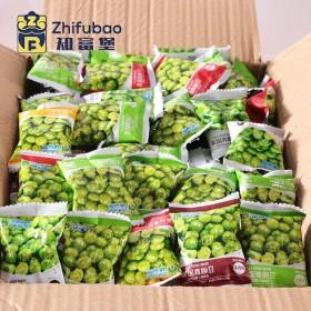 50包 美国青豆青豌豆零食小包装休闲零食炒货小吃.