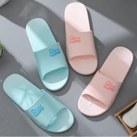 夏季家居室内防滑软底凉拖鞋
