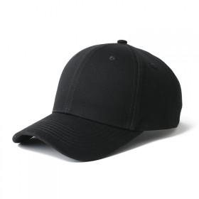 帽子 黑色棒球帽 精品有型