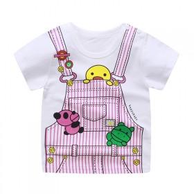 童装男夏季韩国短袖纯棉潮流时尚品牌宽大舒适实惠02