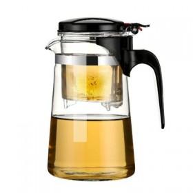 飘逸杯耐高温玻璃茶壶防爆过滤茶具