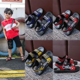 男童凉鞋2020新款软底儿童鞋子中大童