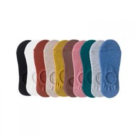四季可穿薄款袜子女士韩版纯色浅口隐形女袜