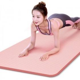 瑜伽垫初学者男女士加宽加厚加长防滑