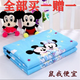 隔尿垫防水可洗尿布纯棉月经垫姨妈垫经期小床垫