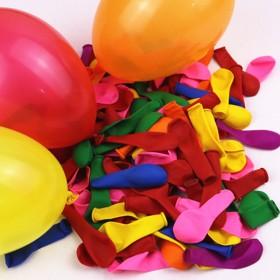 儿童气球小气球100个