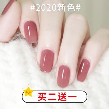 2020年新色指甲油女