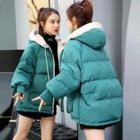反季清仓冬装韩版棉服女2020短款宽松