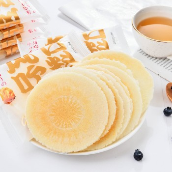 【4包约28片】 风吹饼地瓜饼 瓦片煎饼