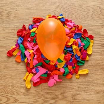 100个苹果气球儿童气球