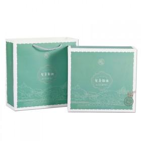 (请拍3份)3份礼盒装茶叶(有品牌logo和日期)