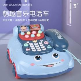 电话机仿真座机打地鼠音乐讲故事