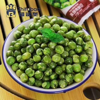 美国青豆青豌豆零食小包装零食炒货小吃整箱160包