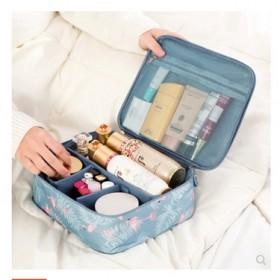 化妆包洗漱包男女出差用品收纳袋便携旅行化妆品收纳袋