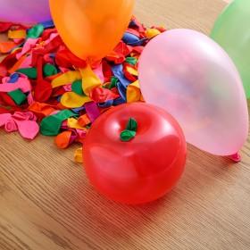 100个小气球装