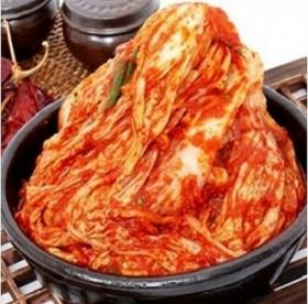 正宗延边朝鲜族手工辣白菜 韩国泡菜350g