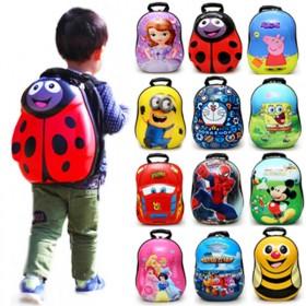 儿童书包幼儿园男孩女孩小学生3-6岁双肩背包小书包