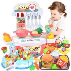 儿童过家家厨房玩具24件套