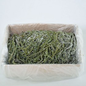 5斤整装箱 盐渍海带丝