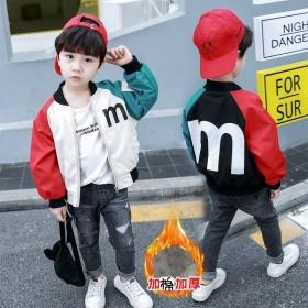 宝宝儿童女外套中小童春款时尚韩版上衣