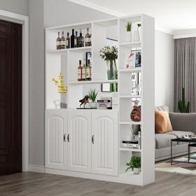 进门玄关柜隔断酒柜客厅家用鞋柜置物架现代简约屏风装