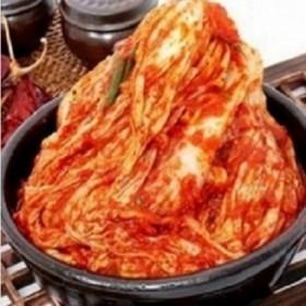 正宗延边朝鲜族手工辣白菜 韩国泡菜3斤装