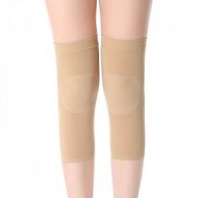 中老年人护膝超薄款透气无痕隐形男女式空调房护膝盖