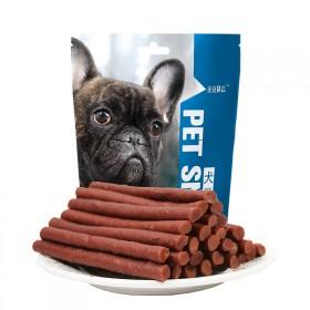 狗狗零食牛肉棒肉干肉条训犬奖励补钙大小犬通用