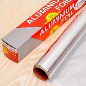 10米烘焙工具烤肉烧烤锡纸烧烤家用锡箔纸烤箱锡纸
