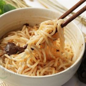 桂林米粉 葱香叉烧味245g 正宗鲜湿米线方便速食