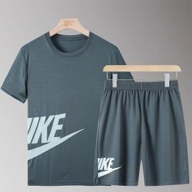 2020新品夏季男式休闲短袖套装