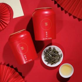 【请拍4份】共4罐白牡丹新白茶(高品质配2个礼袋