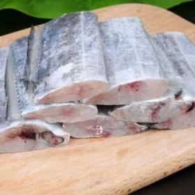 新鲜带鱼5斤中段整箱