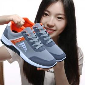 新款春季男鞋子韩版运动鞋潮流休闲鞋跑步鞋