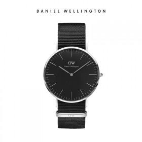 礼物DW丹尼尔惠灵顿手表新款欧美简约尼龙表带