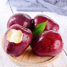 花牛苹果10斤新鲜水果蛇果整箱包邮当季粉面红苹果