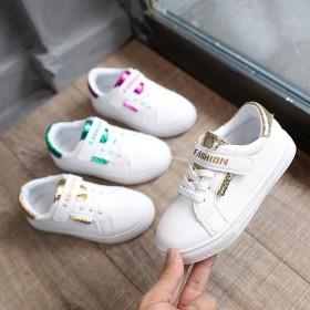 男女童小白鞋耐穿男童鞋儿童女童鞋子板鞋女小学生鞋