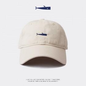 棒球帽刺绣帽子男士情侣帽