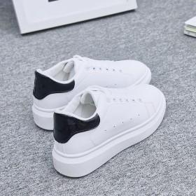 2020春季新款小白鞋女韩版厚底运动鞋休闲板鞋学生