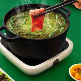 青椒牛油火锅底料150gX2袋四川麻辣烫串串香底料