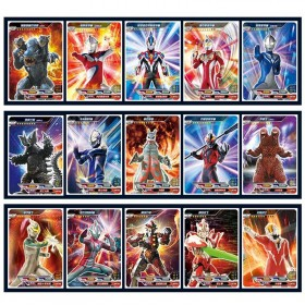 奥特曼卡片120张儿童玩具卡牌