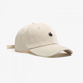 树叶帽子男女可戴棒球帽