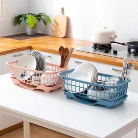 厨房沥水架碗筷碗碟收纳架沥水置物架洗菜盆沥水篮