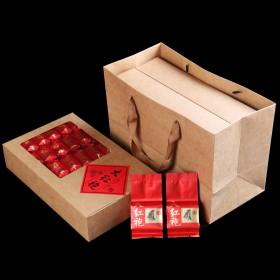 大红袍茶叶礼盒装1斤