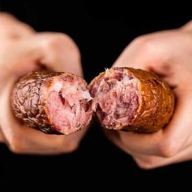 哈尔滨红肠正宗500g肉类儿童即食
