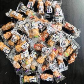 100包 手工小麻花零食袋装