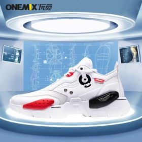 onemix正版联名地球联名款老爹鞋